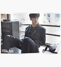 SEVENTEEN TEEN,AGE MINGYU Poster