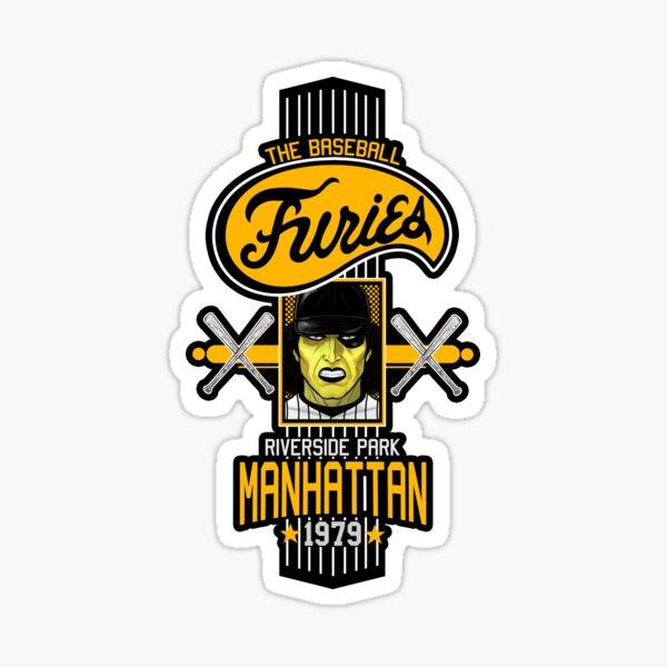 Baseball Furies Sticker