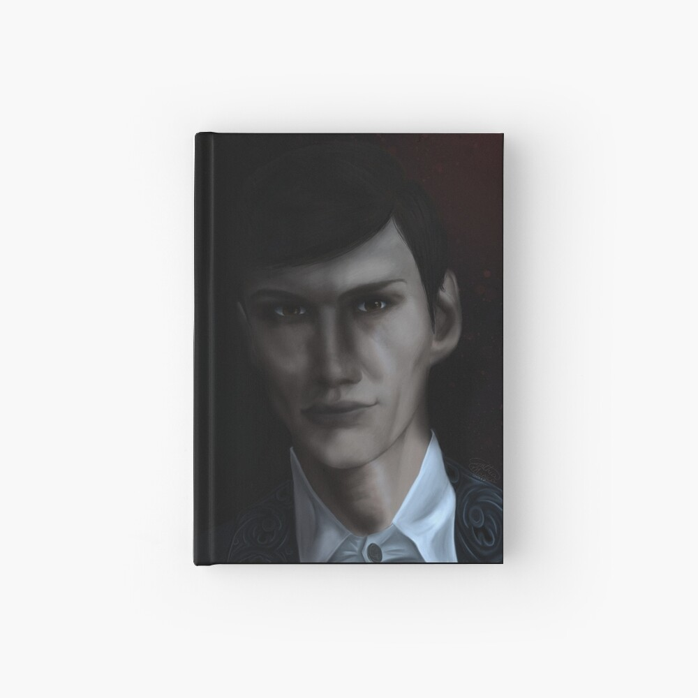 Thomas Cresswell Hardcover Journal