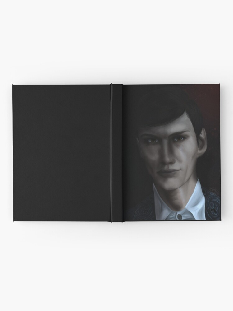 Alternate view of Thomas Cresswell Hardcover Journal