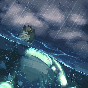 Heavy Rain  by staticevent