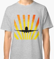 Jet Silhouette1 Classic T-Shirt