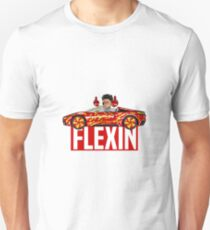 RED FLEXIN Unisex T-Shirt
