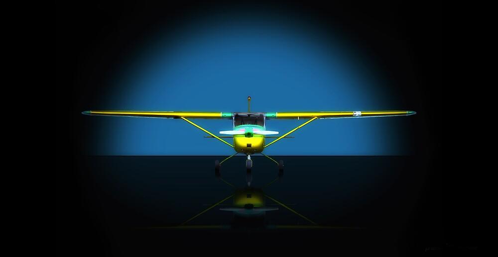 Studio Cessna by jonnikray