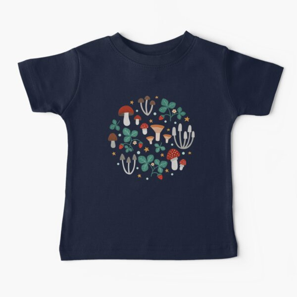 Magic forest Baby T-Shirt