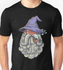 Wizard Portrait 2 Unisex T-Shirt