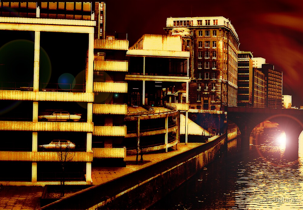 City Centre by newbeltane