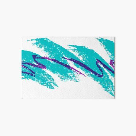 Vaporwave pattern Art Board Print