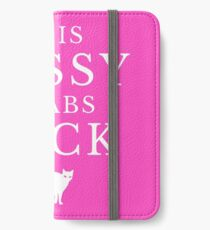 This Pussy Grabs Back iPhone Wallet/Case/Skin