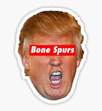 Bone Spurs Sticker