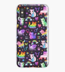 Pride Cats iPhone Case
