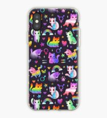 Pride Cats iPhone Case