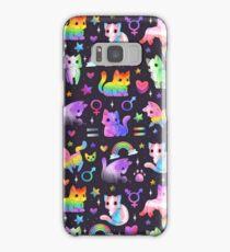 Pride Cats Samsung Galaxy Case/Skin
