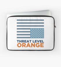 Threat Level Orange Laptop Sleeve