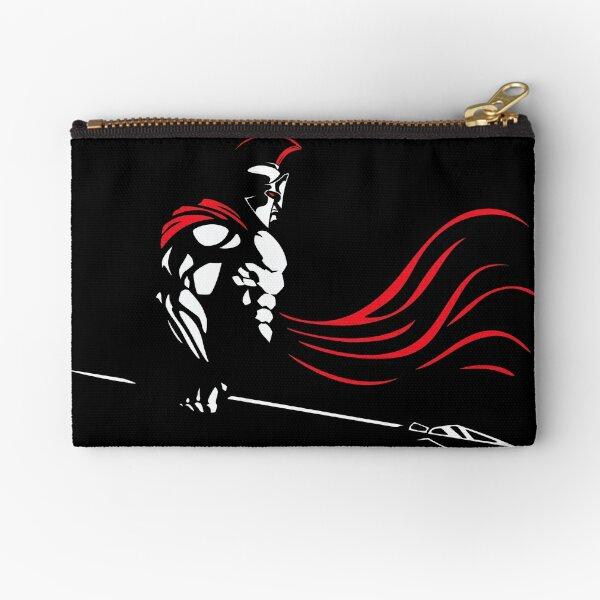 Spartan Zipper Pouch