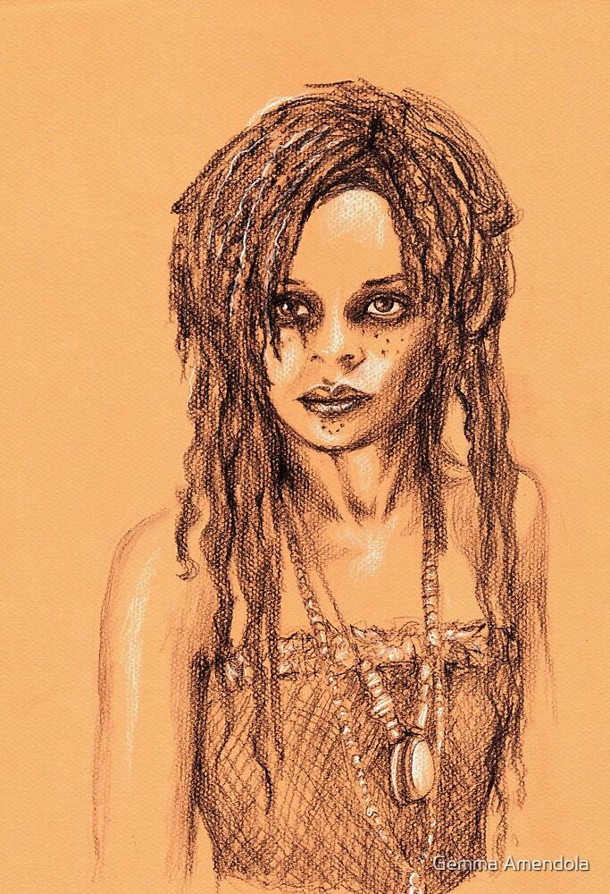 Calypso by Gemma Amendola