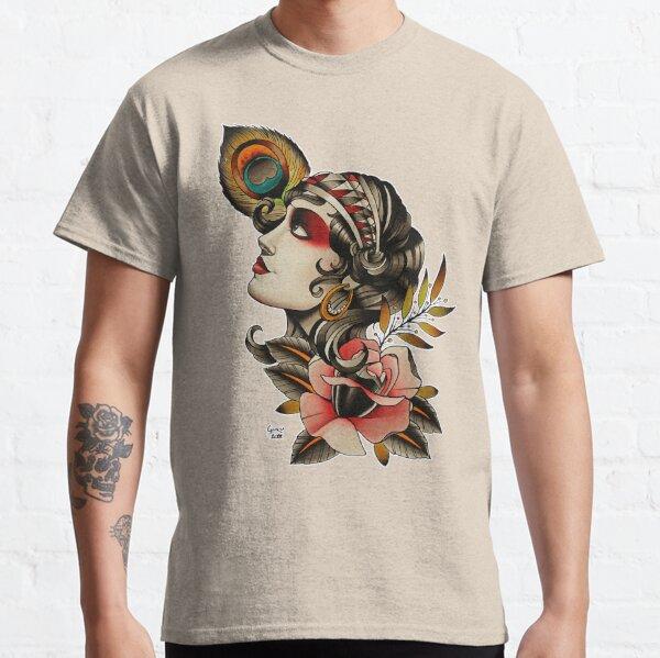Zigeunermädchen 02 Classic T-Shirt