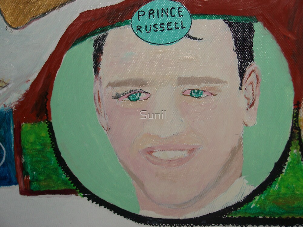 Prince Russell Crowe by Sunil