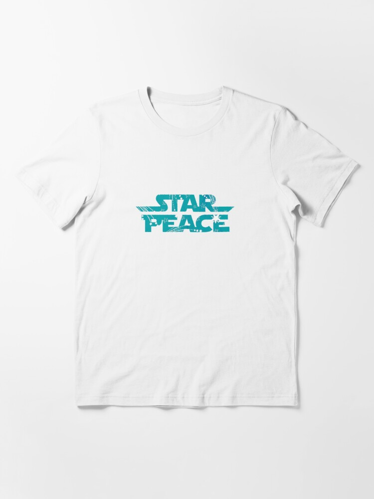 Alternate view of Star Peace Essential T-Shirt