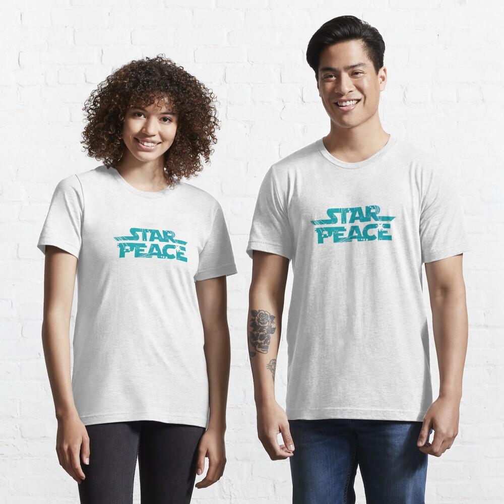 Star Peace Essential T-Shirt
