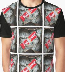 Dollar suprme Graphic T-Shirt