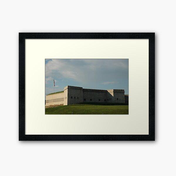 Fort Trumbull ll Framed Art Print