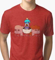 THE KAFFEINATORS band merch! Tri-blend T-Shirt