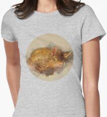 Watercolor Design, little Fox sleeping T-Shirt