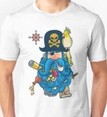 Pirate Portrait Unisex T-Shirt