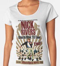 Nick Rivers - Live! Premium Scoop T-Shirt