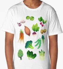 Farmers Market Long T-Shirt