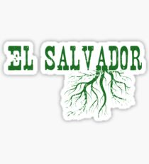 El Salvador Roots Sticker