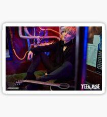 Seventeen Jeonghan Teen, Age Sticker