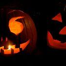 Happy Halloween by Pamela Hubbard