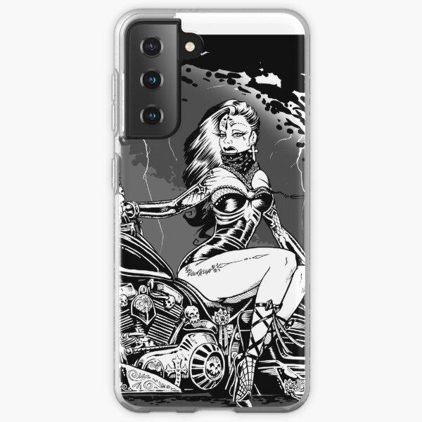 El Jinete Fantasma Samsung Galaxy Soft Case