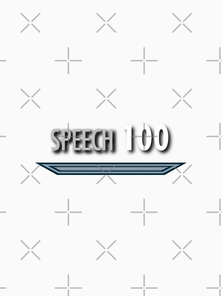 Speech Skyrim skill style by NVDesigns