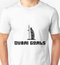 DUBAI GOALS Unisex T-Shirt