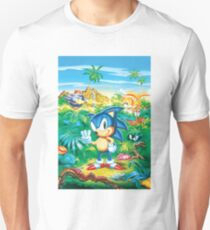 Sonic The Hedgehog 3 Unisex T-Shirt