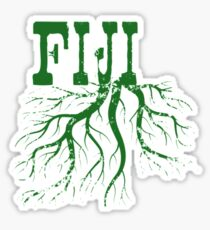 Fiji Roots Sticker