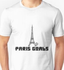 PARIS GOALS Unisex T-Shirt
