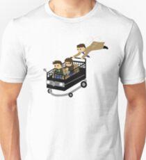 Impala Shopping Cart Unisex T-Shirt