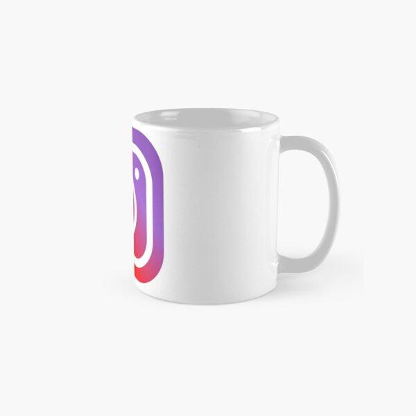 Instagram  Classic Mug