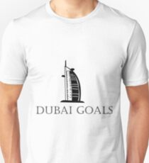 DUBAIL GOALS- ROYALTY MISSION Unisex T-Shirt