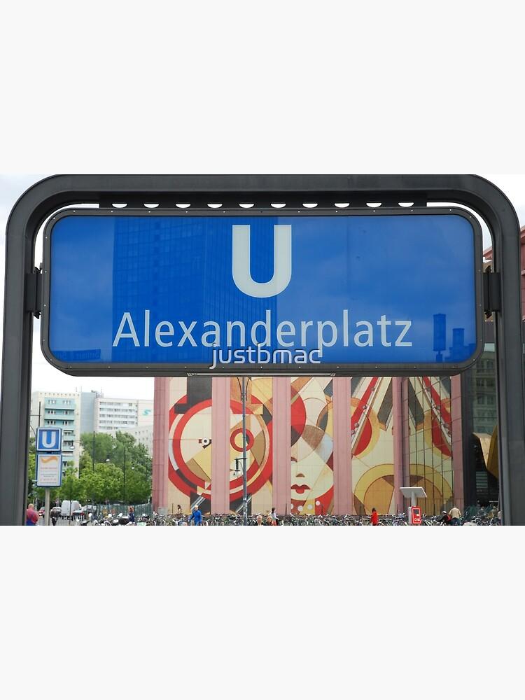 U Alexanderplatz by justbmac