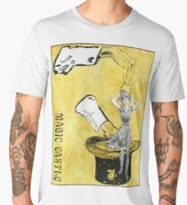 Magic Castle Gibson Girl Men's Premium T-Shirt
