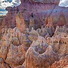 Rainbow Hoodoo City by Pierre Leclerc Photography