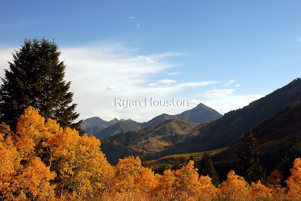 Autumn on the Alpine Loop, Utah by Ryan Houston