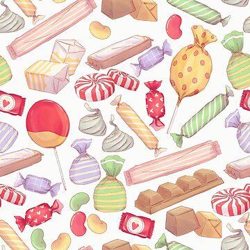 Süßigkeiten von susanmariel