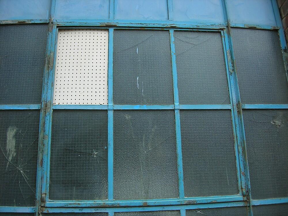 Window by Christine Leman-Riley
