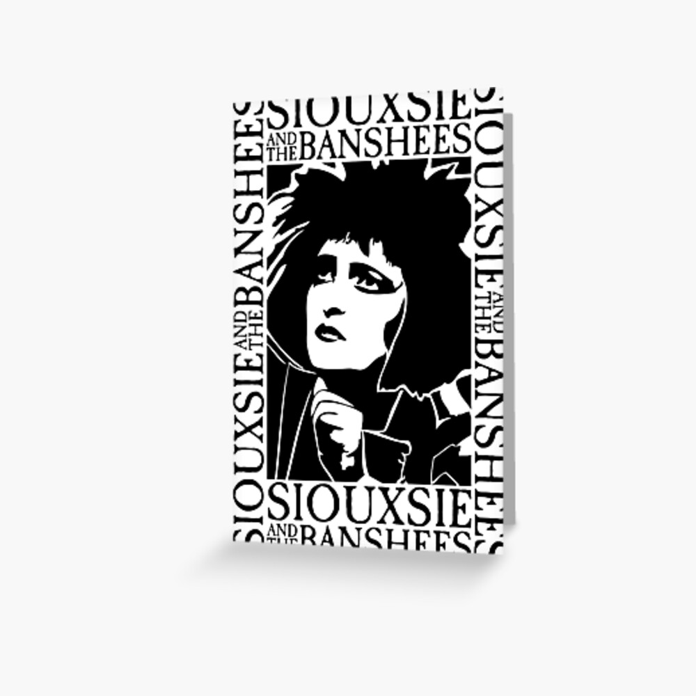 Siouxsie And The Banshees Siouxsie Sioux Art Print By